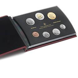 Anlagegold24 Kanada 3,91 Can$ Specimensatz 2011 Gray Eule ST