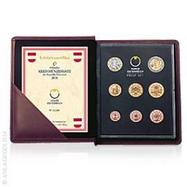 Kursm�nzensatz Euro �sterreich 2011 PP 130366