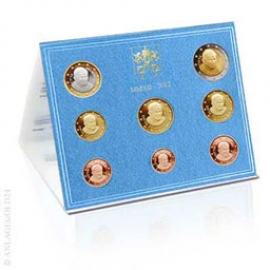 Vatikan EURO-Kurssatz 2012 ST 154201