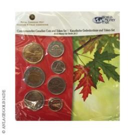 Anlagegold24 Kanada 3,91 Can$ Kurssatz Sonderausgabe &quotWorld Money Fair in Berlin