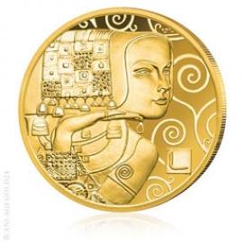50 Euro 10 g Gold Die Erwartung Österreich 2013 PP