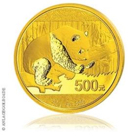 Anlagegold24 Gold Panda 2016