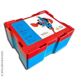 500er Masterbox - 1 oz Silber SUPERMAN™ 2016