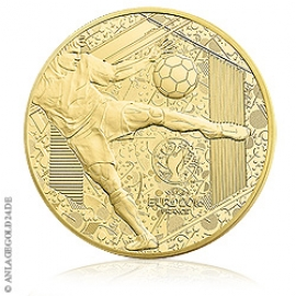 5 Euro Gold UEFA EURO 2016™ PP