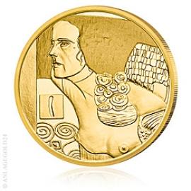 50 Euro 10 g Gold Judith II Österreich 2014 PP