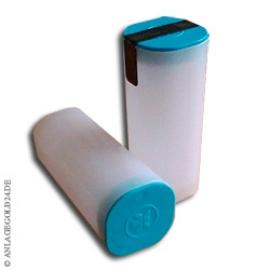Anlagegold24 Tube für 1 oz Silber Wildlife Serie, 25er Tube