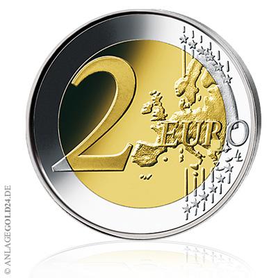 5x 2 Euro Komplettsatz 100 Geburtstag Helmut Schmidt 2018
