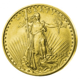 20 Dollar Gold Liberty - Double Eagle verschiedene Jahrgänge